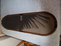 Super Wii Tony Hawk Skateboard / Balance Board Slate Grey VGC