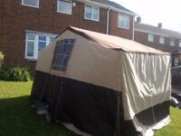 6/8 berth conway trailer tent for sale