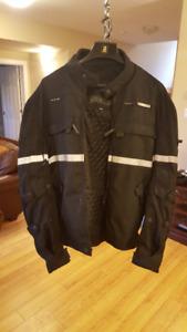 Screaming Eagle Fabric Motorcyle Jacket XL