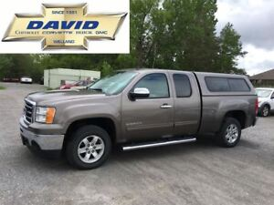 2012 GMC Sierra 1500 SLE EXT 2WD SHORT BENCH COVER LOCAL TRADE!!
