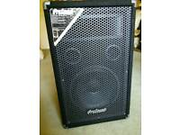 Pro Sound 10 inch 300w speaker with cover