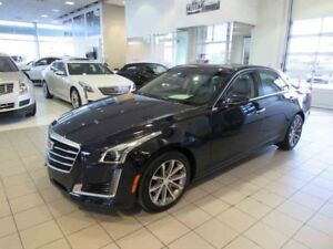 2016 CADILLAC CTS SEDAN LUXURY RWD