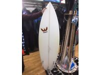 """Surf Board - Webber """"The One"""" 5'10"""""""