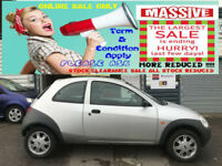 2008 FORD KA 1.3 STUDIO 3DR * IDEAL FOR FIRST TIME BUYER *CHEAP INSURANCE
