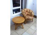 Conservatory/garden furniture