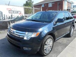 FORD EDGE LIMITED AWD 2008 ( BLUETOOTH, TOIT PANORAMIQUE )