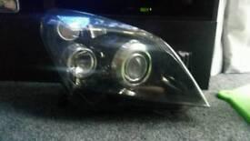 Vaxhall astra H headlight bi-xenon