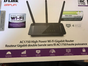 AC 1750 high power Wi-Fi Router