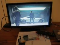 "Alba 19"" TV/DVD combo Hardly used."