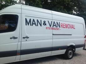 Man and van removal in Manchester Rusholme and all over U.K.