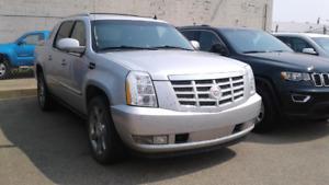 2011 Cadillac Escalade EXT Pickup Truck Silver
