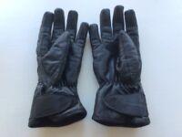 Mens XL Frank Thomas Chivers Aqua Motorcycle gloves