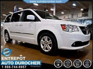 2016 Dodge Grand Caravan CREW - AUTOMATIQUE - AIR CLIMATISÉ - ST