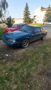 1987 Ford Mustang 5.0l