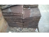 Concrete roof tiles. Free to good home. Collect only!