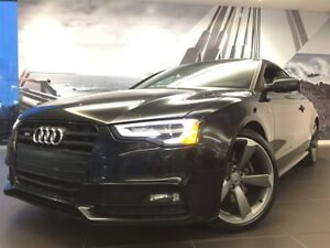 2016 Audi S5 TECHNIK CARBONE ROTOR BLACK OPTICS
