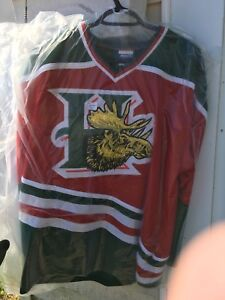Mooseheads jersey new large size
