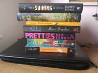 BOOK COLLECTION WORTH OVER £75