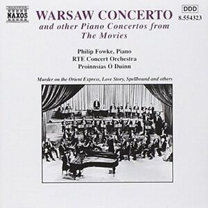 Warsaw Concerto and other Piano Favorites from Movies CD +