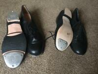 Male tap shoes size 11