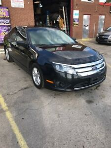 2010 FORD FUSION S ONLY 78K!  CERTIFIED!
