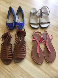 LOT OF WOMENS SHOES