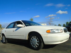 2003 Buick Century Sedan---RUNS AND DRIVES EXCELLENT--CLEAN