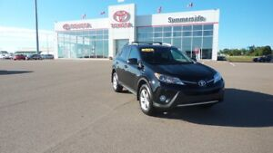 2013 Toyota RAV4 XLE - AWD $84.21 / WEEK TO DRIVE THIS BABY OAC!