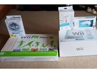 Wii bundle, as new