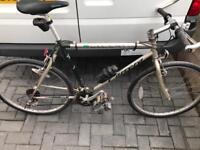 Carrera 21 speed adults unisex mountain bike £110