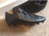 Adidas x football boots size uk 8