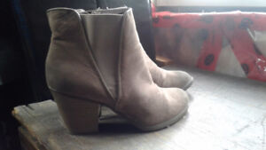 Lexi and Abbie ankle boots