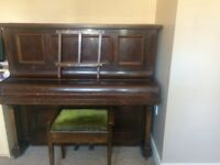 H.A leeger limited fully working piano