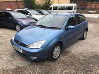 FORD FOCUS MP3 1796cc 3 Doors Hatchback ****P/X TO CLEAR*** ABSOLUTE BARGAIN***