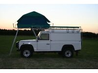 LANDROVER ROOFTENT