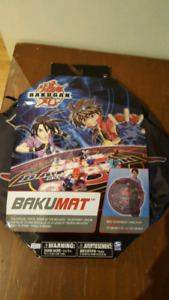 Bakugan Battle Brawlers Bakumat Travel Mat Spin Master