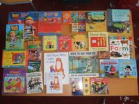 Children's books- Julia Donaldson, , Where the wild Things Are etc. Games. Can deliver. £12
