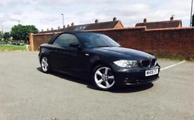 BMW 1-Series 120d FSH LOW MILAGE WARRANTY ONE OWNER