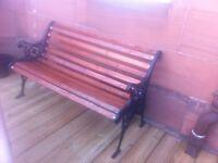Garden Bench ***Sold***