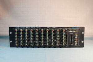 Alesis Studio 12R Rack Mixer
