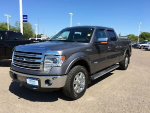 2013 Ford F-150 Lariat SuperCrew 4WD *Nav* *Wifi* *Backup Cam* *