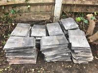 300-350 Reclaimed Welsh slates 290mm x 80mm
