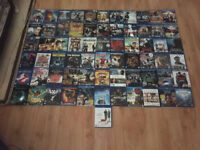 A buffet of blu-ray movies for your liking. Offers per movie or multiple movies welcomed