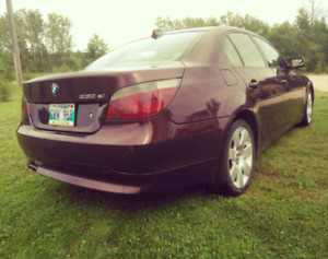 Selling my bmw 530xi 2007
