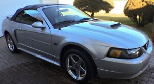 2003  Ford Mustang GT Convertible Premium JUST LIKE NEW
