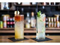 Experienced Bartenders & Floor Staff Wanted