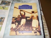 Football Memorbilia Birmingham City F.C. (part 2 )