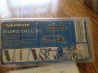 Folding Bike Lock + 3 keys