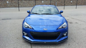 2015 Subaru BRZ Coupe (2 door)