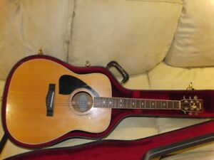 Yamaha Left Handed Accoustic Guitar Mid to Late 80s - $300